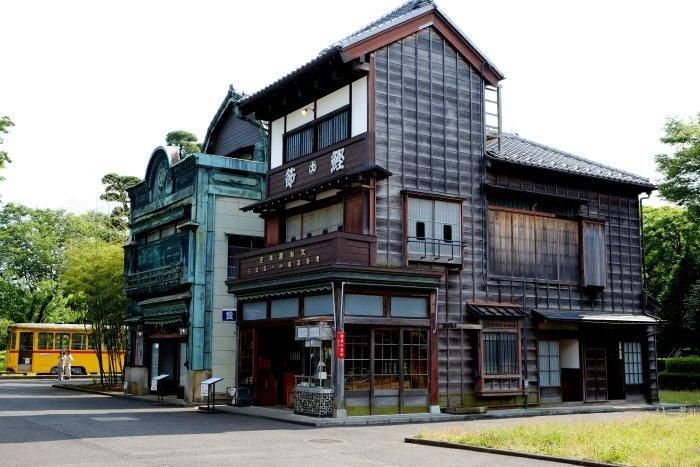江戸東京たてもの園が再開した。(15)_e0129750_00323656.jpg