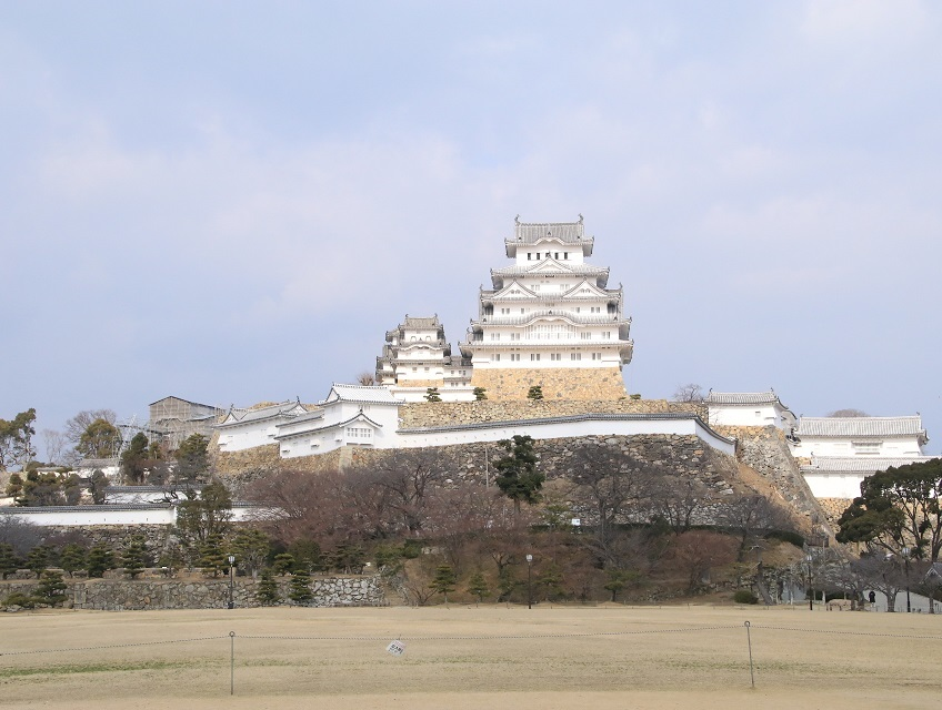 姫路城を見る・・_d0202264_04250963.jpg