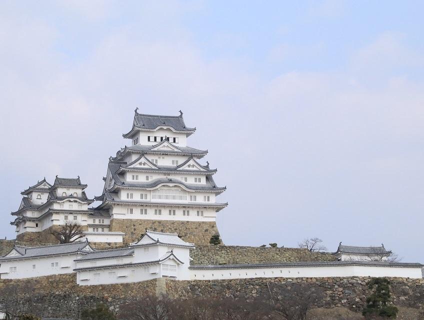 姫路城を見る・・_d0202264_04265645.jpg