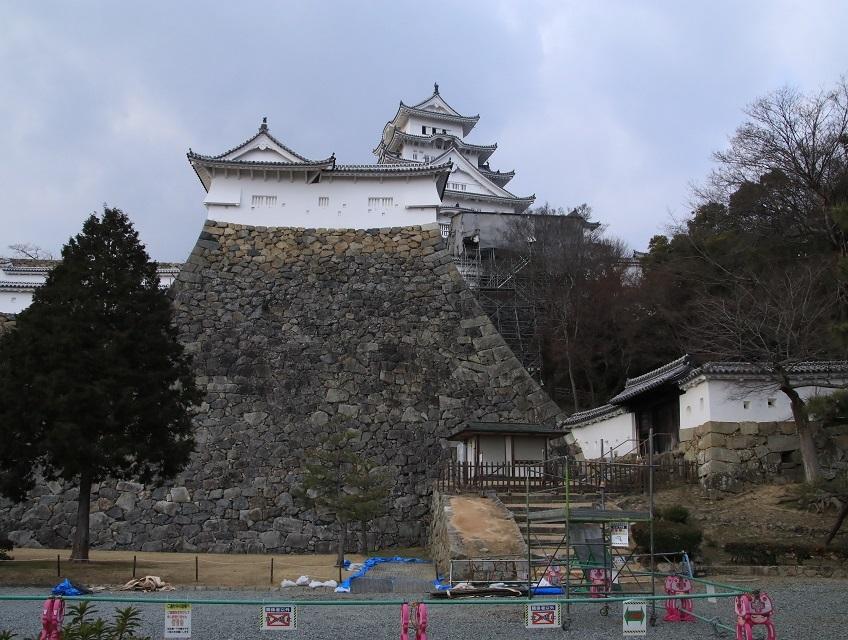 姫路城を見る・・_d0202264_04275844.jpg