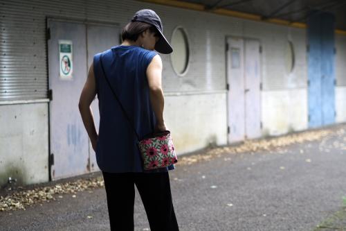 「mini shoulder」で夏のお出かけ_e0243765_22574775.jpg