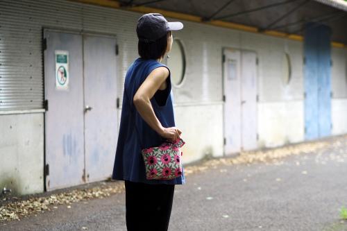 「mini shoulder」で夏のお出かけ_e0243765_22580903.jpg