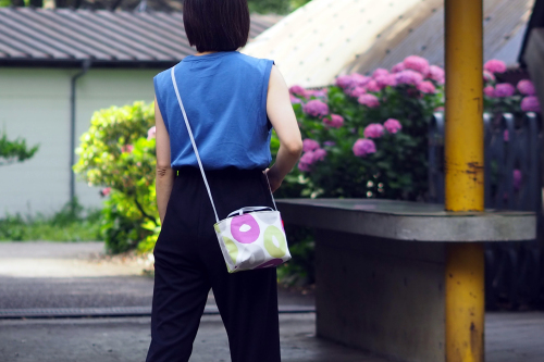 「mini shoulder」で夏のお出かけ_e0243765_22585560.jpg