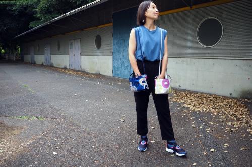 「mini shoulder」で夏のお出かけ_e0243765_22594563.jpg