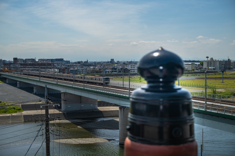 River  ・・・東横線・・・_e0413469_05420927.jpg