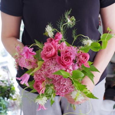 オークリーフ花の教室(須藤さんの作品)_f0049672_20015310.jpg
