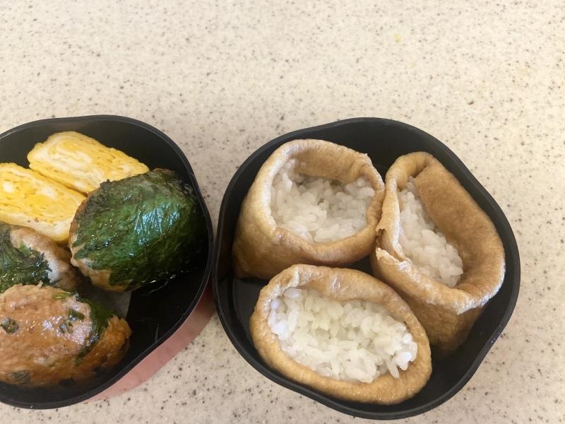 今日のお弁当(いぬり寿司)_d0327373_07314191.jpeg