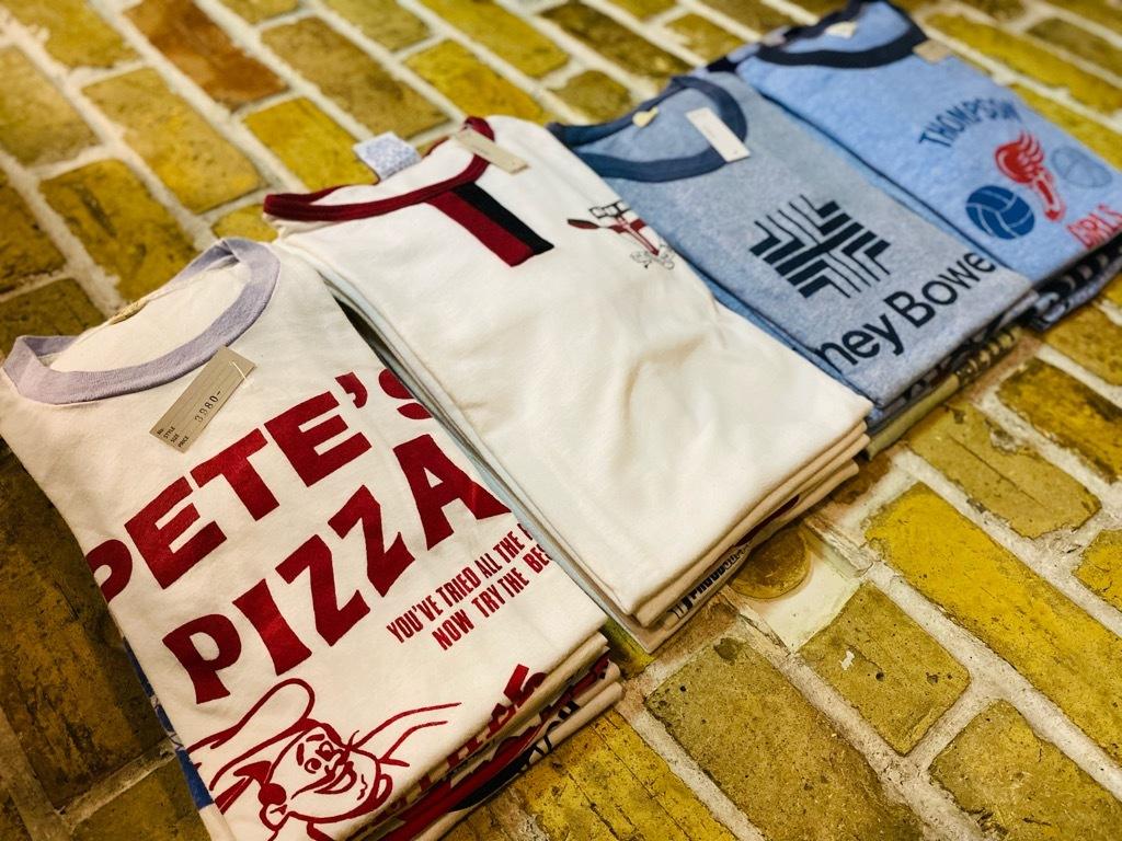 マグネッツ神戸店 6/19(土)Superior入荷! #2 Ringer T-Shirt Made in U.S.A.!!!_c0078587_13564950.jpg
