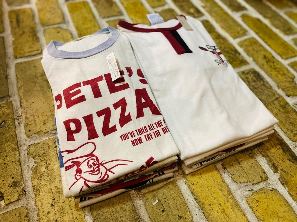 マグネッツ神戸店 6/19(土)Superior入荷! #2 Ringer T-Shirt Made in U.S.A.!!!_c0078587_13570207.jpg