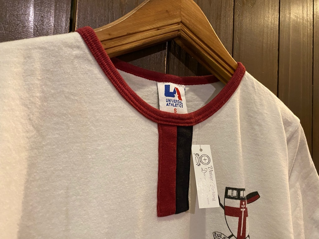 マグネッツ神戸店 6/19(土)Superior入荷! #2 Ringer T-Shirt Made in U.S.A.!!!_c0078587_13572421.jpg