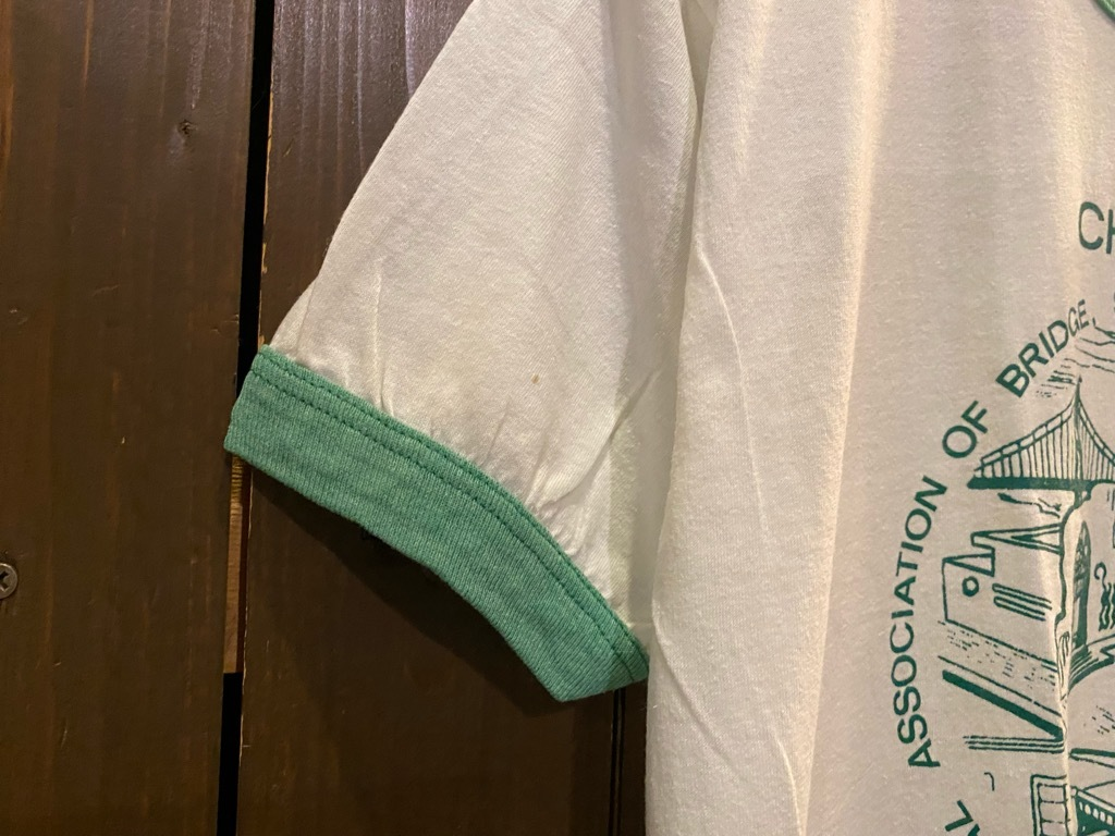 マグネッツ神戸店 6/19(土)Superior入荷! #2 Ringer T-Shirt Made in U.S.A.!!!_c0078587_14011837.jpg
