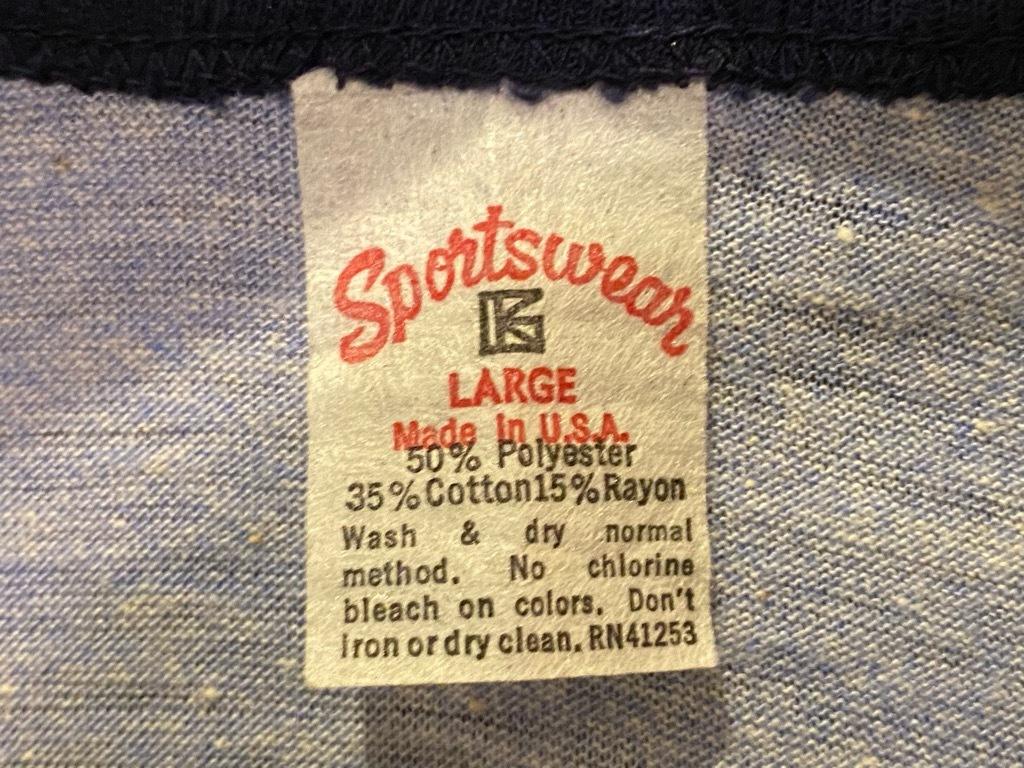 マグネッツ神戸店 6/19(土)Superior入荷! #2 Ringer T-Shirt Made in U.S.A.!!!_c0078587_14054603.jpg
