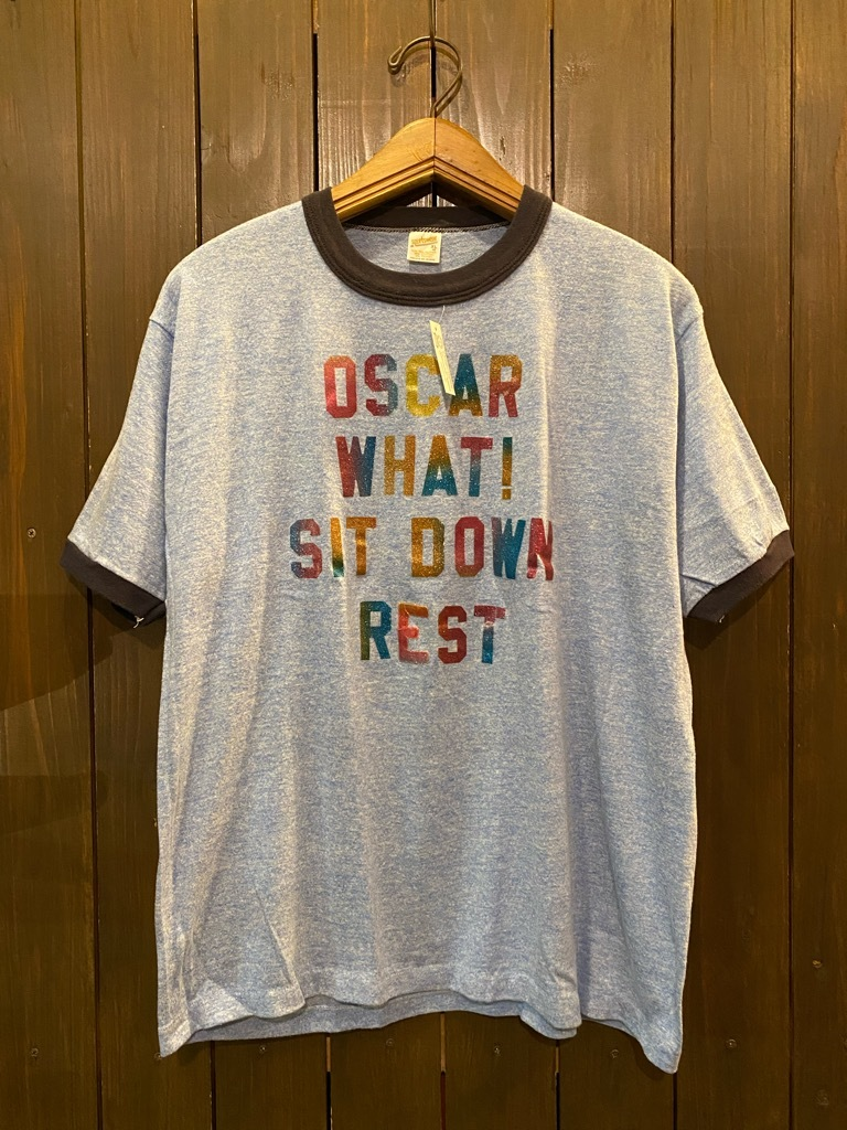 マグネッツ神戸店 6/19(土)Superior入荷! #2 Ringer T-Shirt Made in U.S.A.!!!_c0078587_14080474.jpg