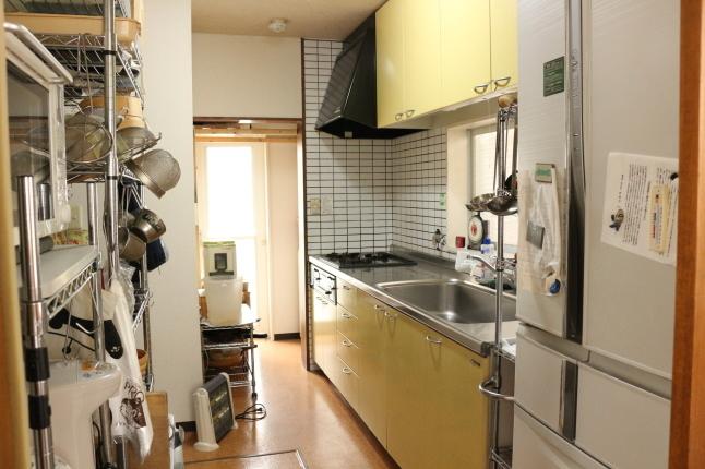 数年前と比べてみた台所のお片づけBefore→After_f0354014_09001225.jpg