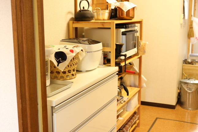 数年前と比べてみた台所のお片づけBefore→After_f0354014_09005393.jpg