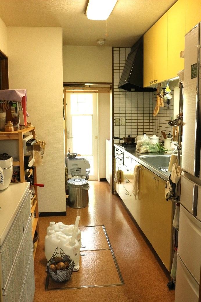 数年前と比べてみた台所のお片づけBefore→After_f0354014_09022791.jpg