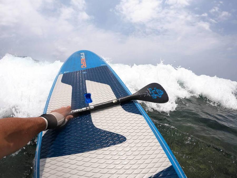 サーフィン始めて見ました - Lets パドリング