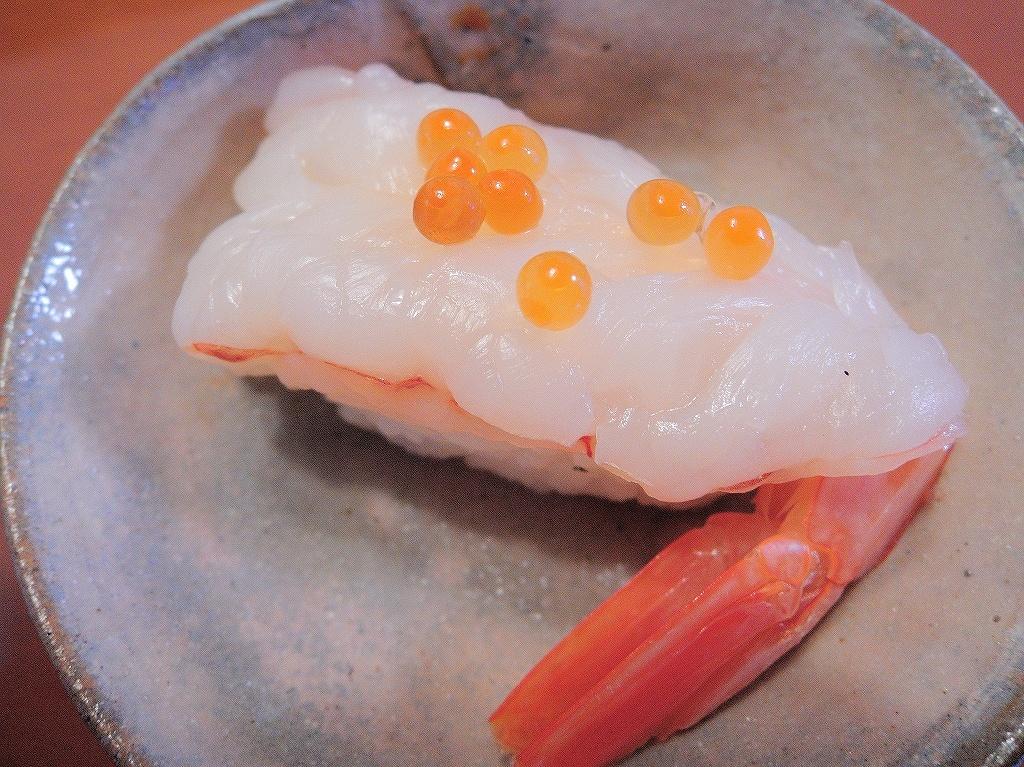 オーケーストアのお弁当(握り寿司)@自宅_d0393923_16435023.jpg