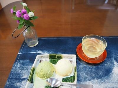 抹茶アイスクリーム_f0129726_19043013.jpg