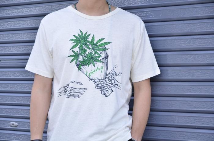 GO HEMPのTシャツ。着ると欲しくなるはず!_c0167336_00592570.jpg