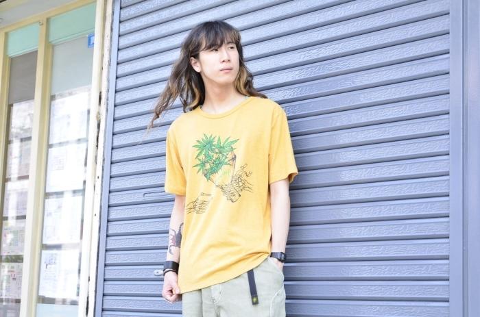GO HEMPのTシャツ。着ると欲しくなるはず!_c0167336_00594787.jpg
