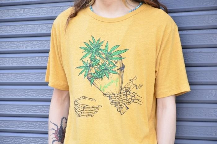 GO HEMPのTシャツ。着ると欲しくなるはず!_c0167336_00595622.jpg