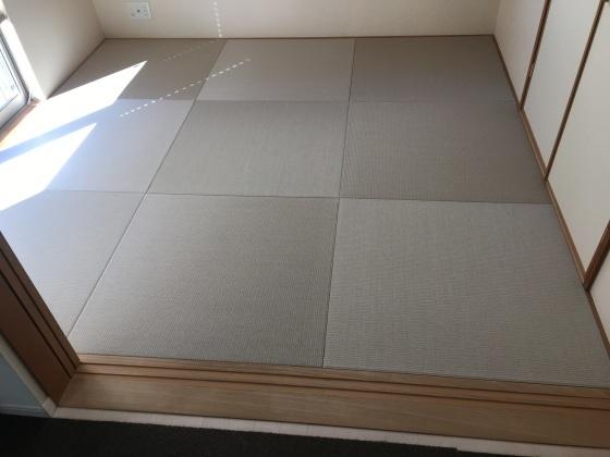 【三郷市新三郷】44%off琉球畳が超安い〜施工例&に日記