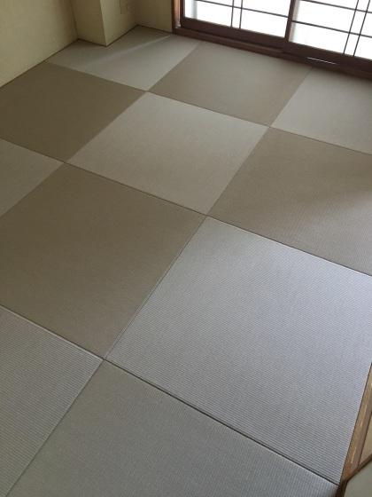 【松戸市上本郷】44%off琉球畳が超安い〜施工例&日記