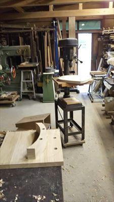 椅子の製作_d0165772_20542945.jpg
