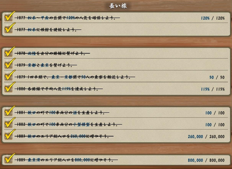 『Railway Empire』日本DLC発売記念・シナリオ「ライジングサン」攻略ガイド的なもの_f0030574_06062523.jpg