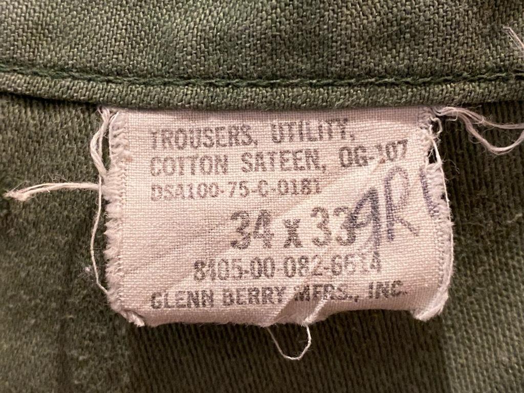 マグネッツ神戸店 6/19(土)Superior入荷! #6 Military Trousers!!!_c0078587_13573165.jpg