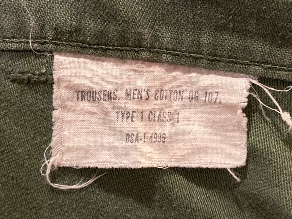 マグネッツ神戸店 6/19(土)Superior入荷! #6 Military Trousers!!!_c0078587_14000312.jpg