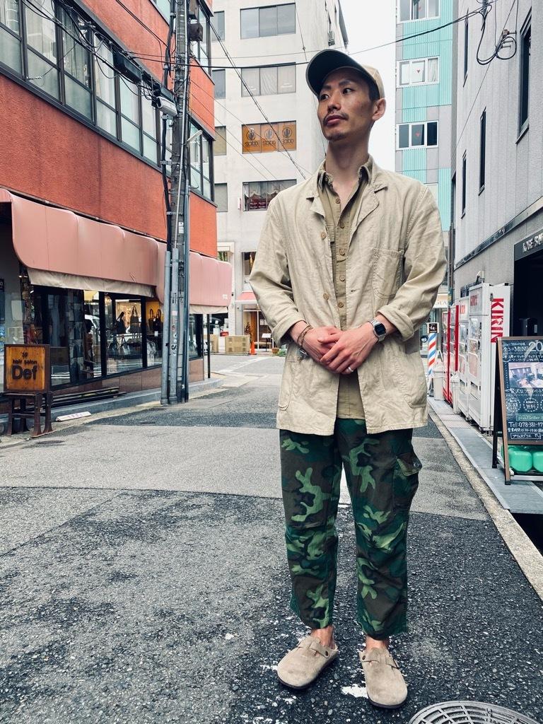 マグネッツ神戸店 6/19(土)Superior入荷! #6 Military Trousers!!!_c0078587_18585223.jpg