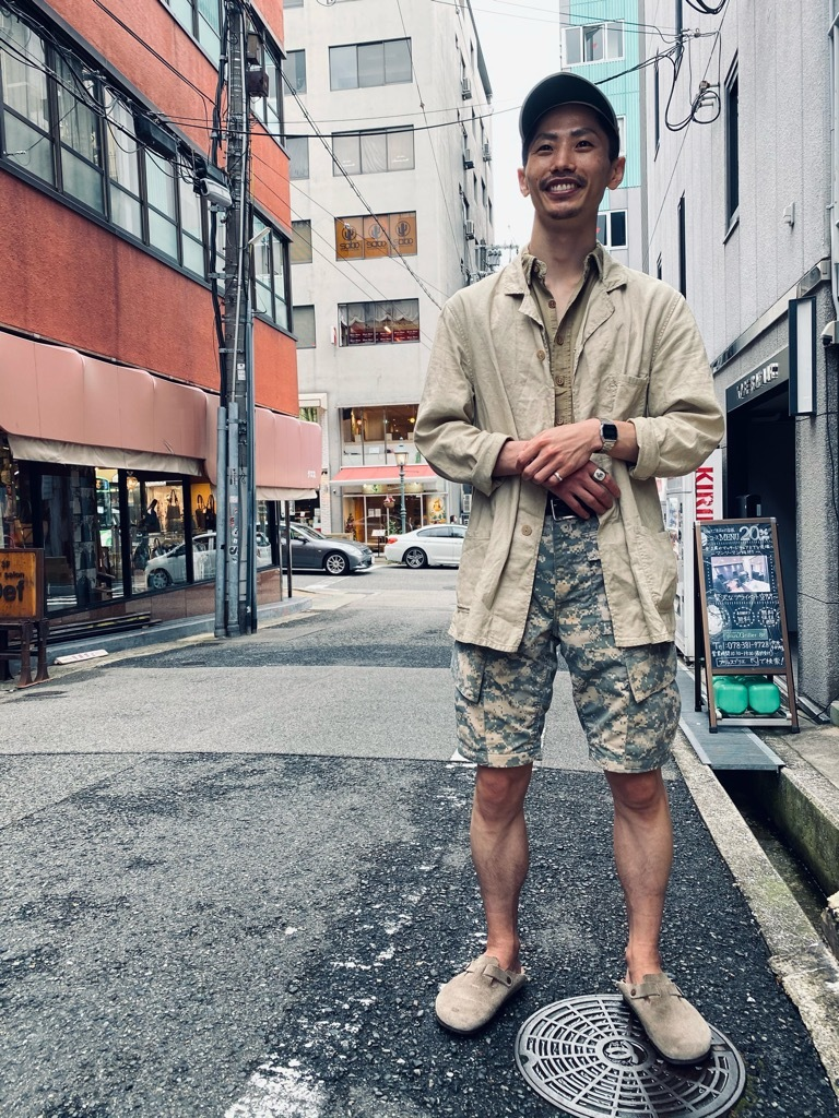 マグネッツ神戸店 6/19(土)Superior入荷! #6 Military Trousers!!!_c0078587_19004602.jpg