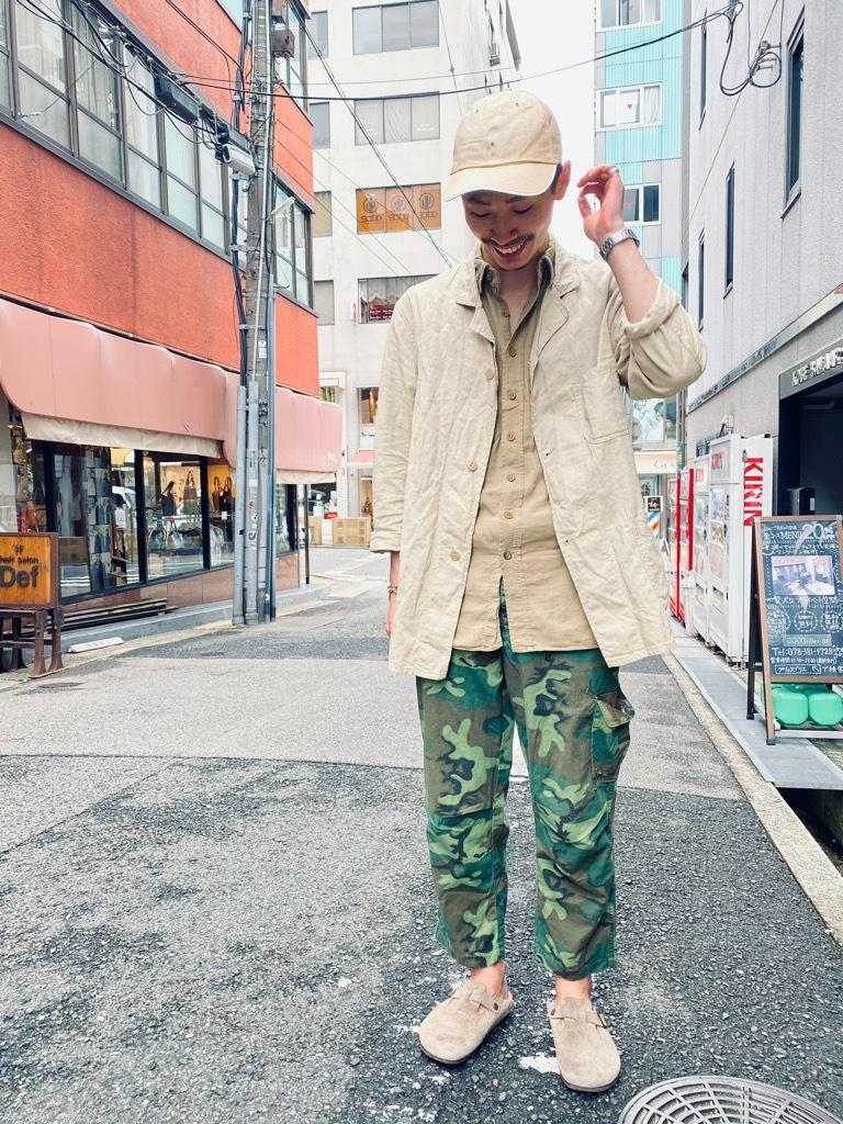 マグネッツ神戸店 6/19(土)Superior入荷! #6 Military Trousers!!!_c0078587_19023452.jpg