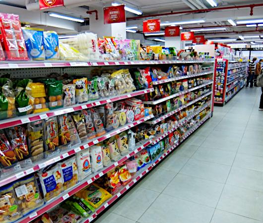ニューヨークのスーパーで日本食をお求めの場合も、TESO Life_b0007805_03223147.jpg