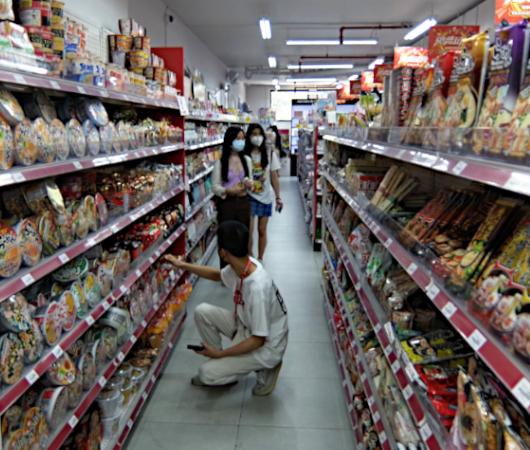 ニューヨークのスーパーで日本食をお求めの場合も、TESO Life_b0007805_03235867.jpg
