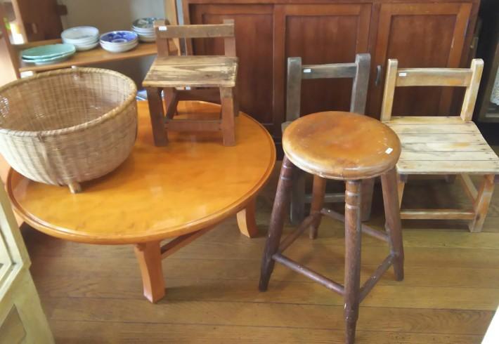 丸椅子など - ヒマワリ雑貨店