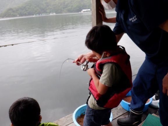 釣り教室行ってきましたー☆_c0219018_16333135.jpg