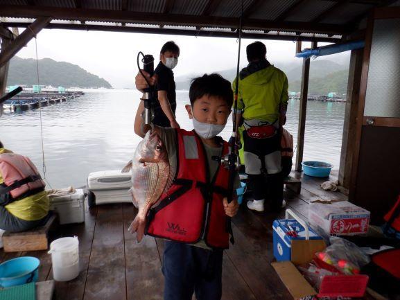 釣り教室行ってきましたー☆_c0219018_16350196.jpg