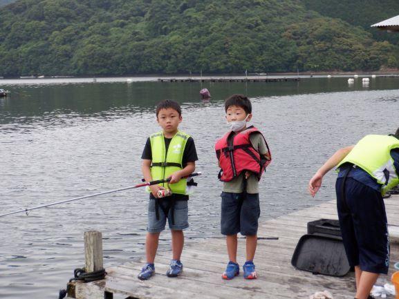 釣り教室行ってきましたー☆_c0219018_16514101.jpg