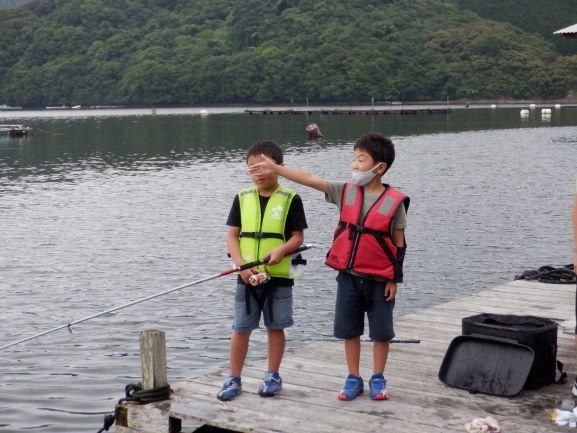 釣り教室行ってきましたー☆_c0219018_16514335.jpg