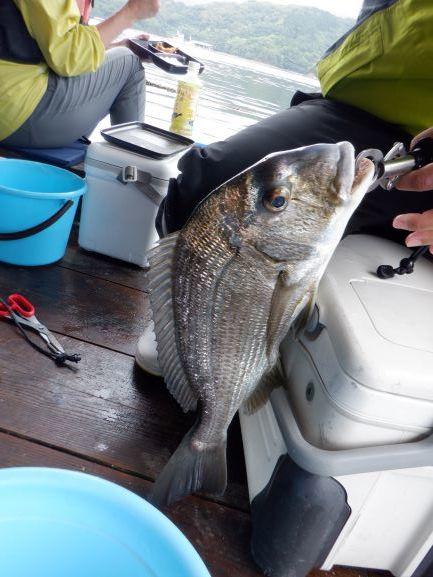 釣り教室行ってきましたー☆_c0219018_16525630.jpg
