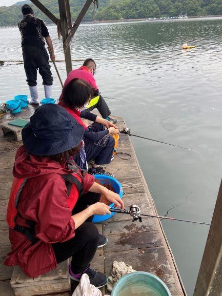 釣り教室行ってきましたー☆_c0219018_17024431.jpg