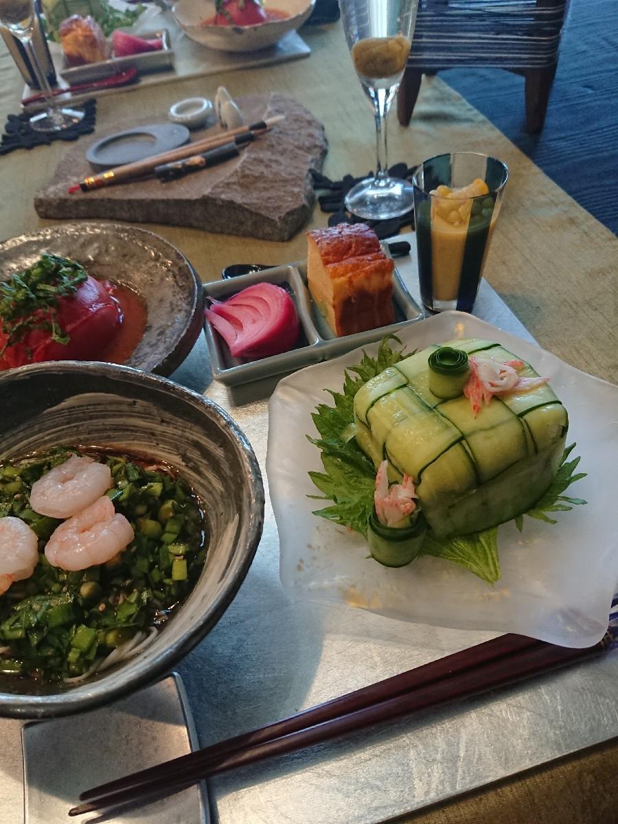「優しい時間」第3週の料理教室が終了致しました✨✨_f0323446_22213568.jpg