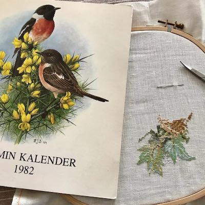 "PERMIN KALENDER 1982 \""Wren\"" 1_e0359455_15020203.jpeg"