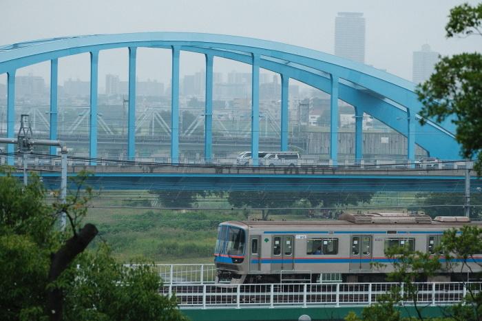 多摩川台公園(大田区)  緊急事態宣言下の2021年6月19日(土)_c0080357_15524649.jpg