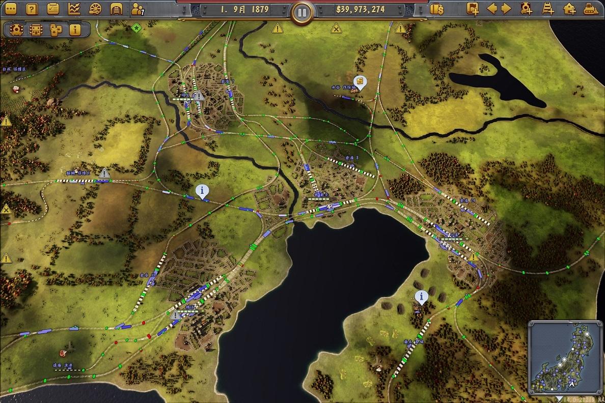 『Railway Empire』日本DLC発売記念・シナリオ「ライジングサン」攻略ガイド的なもの_f0030574_10061321.jpg