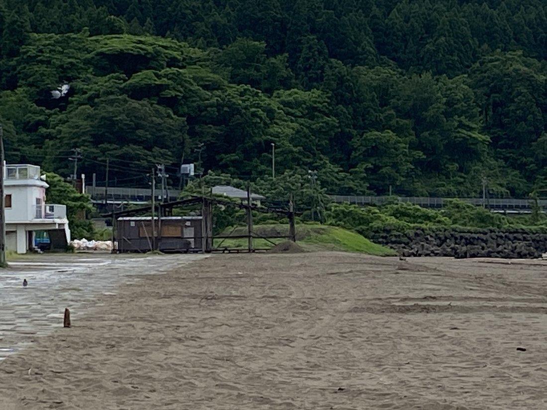 直江津海岸の様子!_e0065084_18501428.jpg