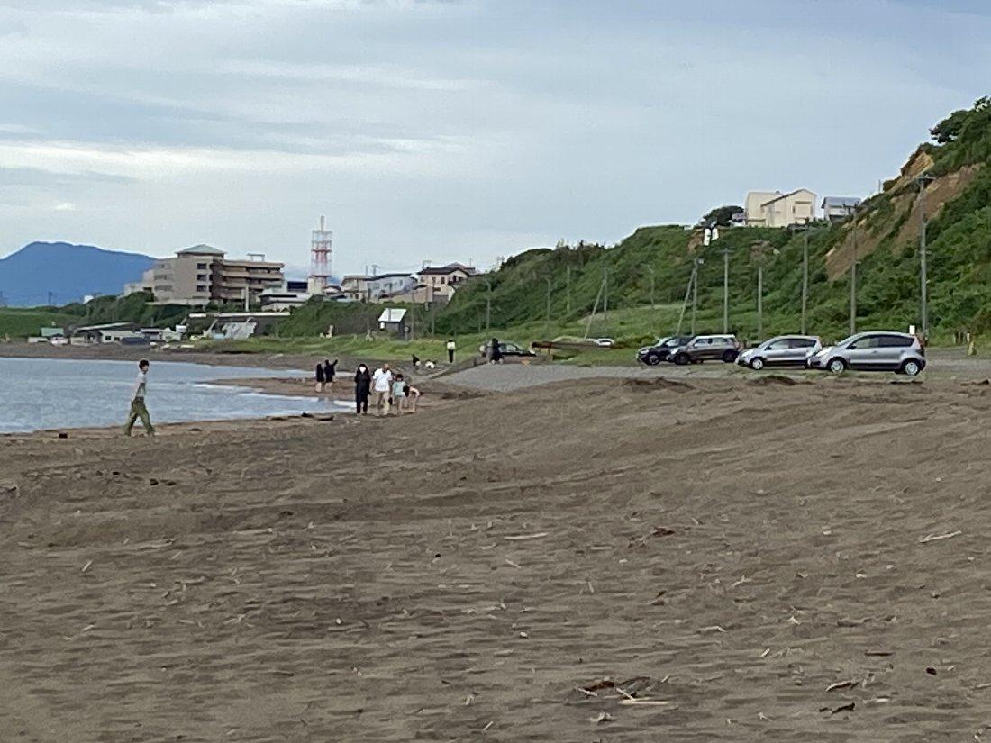 直江津海岸の様子!_e0065084_18502646.jpg